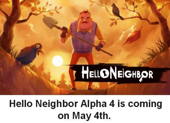 скачать игру привет сосед альфа 4